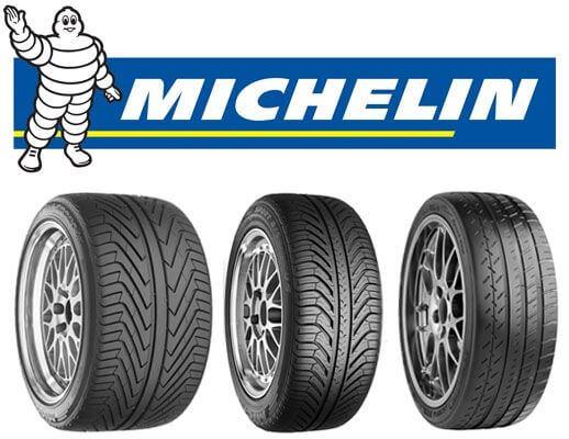 mejores neumáticos michelin