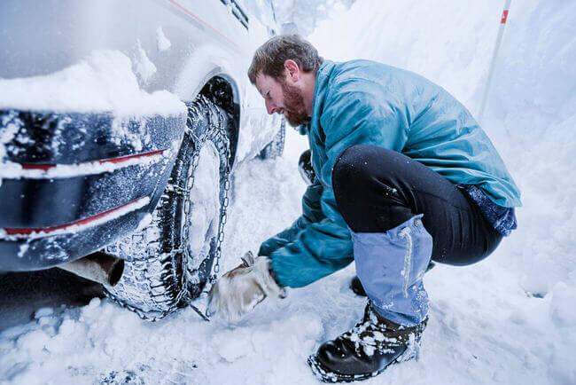 Mejores Cadenas para Nieve